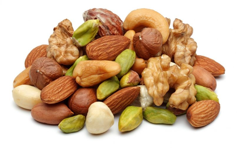Mangez des noix et vivez plus longtemps …